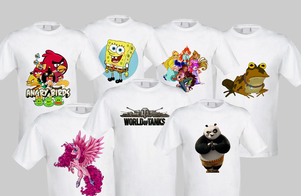 Печать на футболках в Самаре  узнать цену  1ff1877ead78b